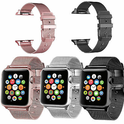 2018 New Bracelet Milanese Metal Strap Band For Apple Watch Series 4 40/44mm