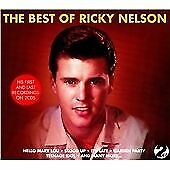 RICKY RICKIE (Rick) NELSON - The Very Best Of Greatest Hits Collection 2 CD NEW