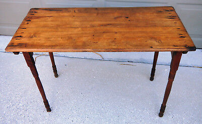 CLIPPER FOLDING SEWING / TAILOR'S TABLE - ANTIQUE VINTAGE - circa 1930