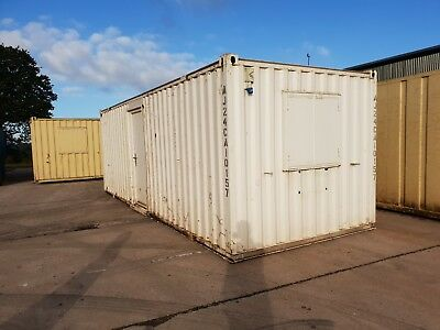 20ft x 9ft Office / Changing Room