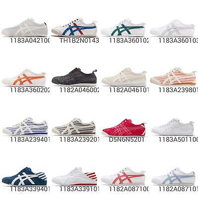 Asics Onitsuka Tiger Mexico 66 Men Women Slip On Vintage Shoes Sneakers Pick 1