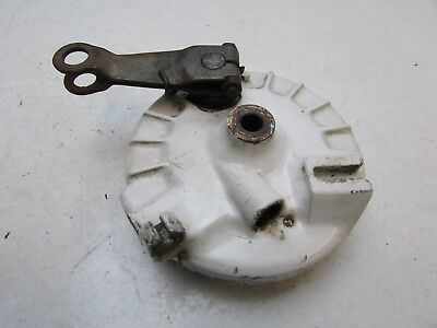 Yamaha CW50 CW 50 BW'S 1992 - 1995 Front Brake Plate Drum Hub and Shoes J18