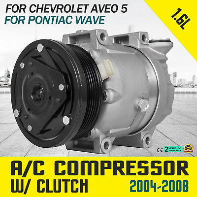 HQ AC Compressor for Chevrolet Aveo  Aveo5 2004 2005 2006 2007 2008 1.6L Look