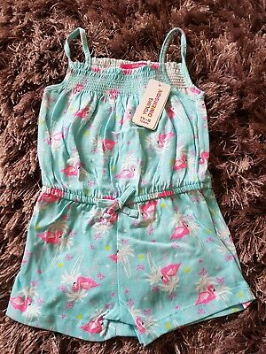 BNWT girls Playsuit Age 2 - 3 Years