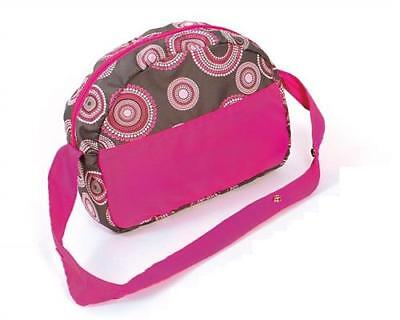 Bayer CHIC 2000 Puppen Wickeltasche hot pink 85387