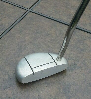 "Vintage Ray Cook M1-X Mallet Head Putter 34"" Long Right Handed"