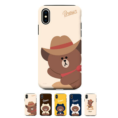 6s 7 7 Line Friends Guardup Phone Case Jungle Friends For Iphone 6 6s 6 8 8+x
