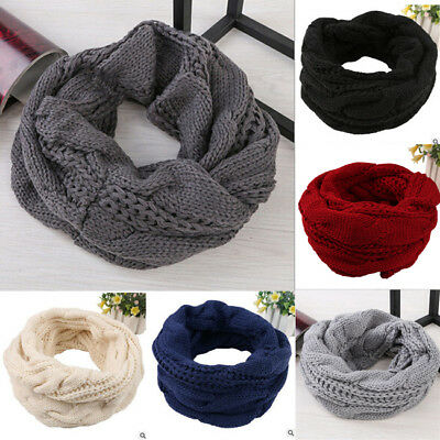 AU Convertible Journey Infinity Scarf With Pocket All-match Fashion Women Scarf
