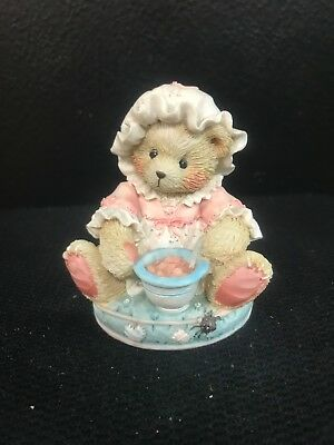 Cherished Teddies - I'm Never Afraid With You At My Side - 624799 - Miss Muffet