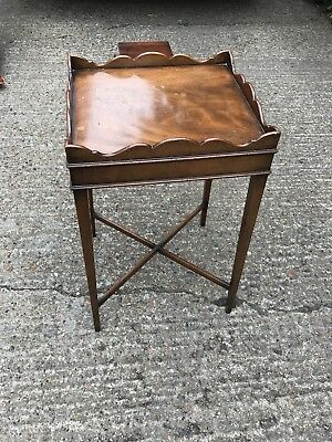antique Kettle Table 19Th Century