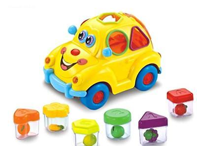 Intelligent Fruit Car. Huile toys. lovely Cartoon Model.