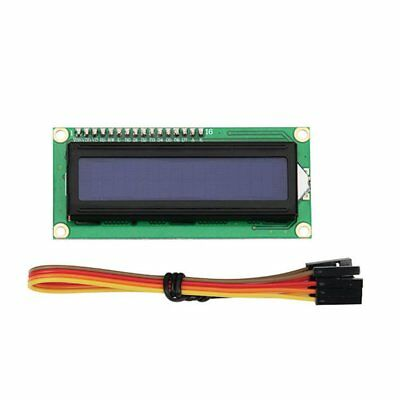 1602A Screen LCD Display Module Blue Backlight I2C / TWI Gadgeteer Interface EZ