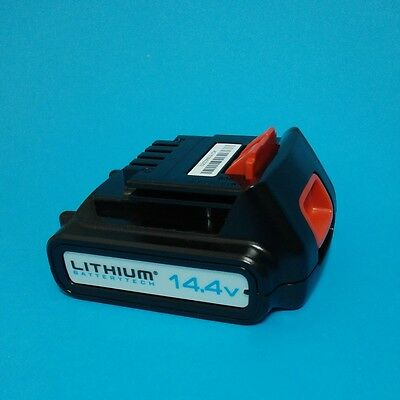 Batterie Lithium de 14,4 V 1.5Ah Perceuse sans Fil Black&decker Code BL1514-XJ
