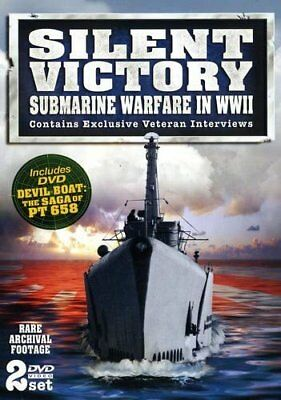 Silent Victory Submarine Warfare in WWII - Rare Archival Footage Set!
