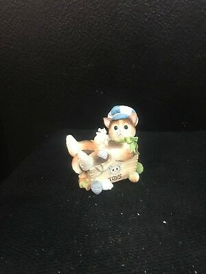 """calico kittens collectibles by Enesco """"Always Paws' for Playtime"""""""