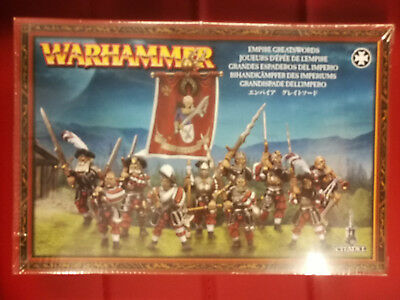 Freeguid Greatswords, Bihandkämpfer des Imperium, Warhammer, Games Workshop