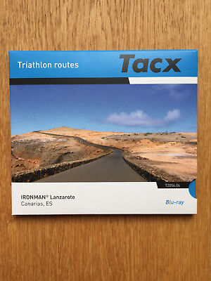 Tacx Real Life Video Ironman Lanzarote–Es Blue-Ray Ironman Lanzarote T2056.06