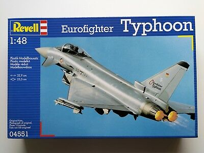 Revell 04551 Eurofighter Typhoon 1:48