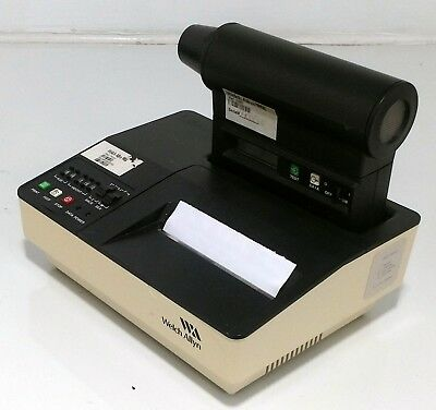 Welch Allyn 61000 Pneumo Check With Printer And Docking Station