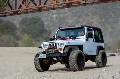 1994 Jeep Wrangler  1994 Lifted Jeep Wrangler in Great Condition (RELISTED) - Automatic