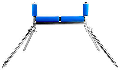 Dinsmores Silver Pole Roller with Extending/Folding Legs