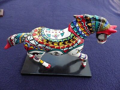 The Trail Of Painted Ponies Westland #12228 Titled Many Tribes TM 2006