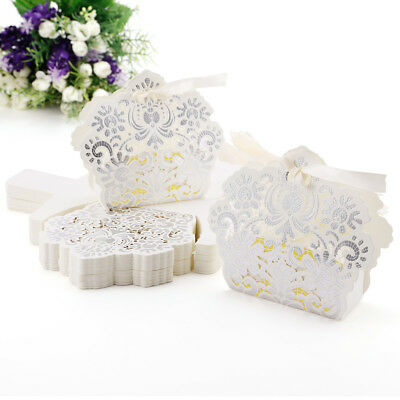 White Paper Sweet Bags for Christmas Party Wedding Favour Candy Chocolate