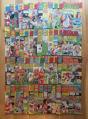 Roy of the Rovers 1984 Complete Year - 52 Comics incl 30th Birthday Excel Cond