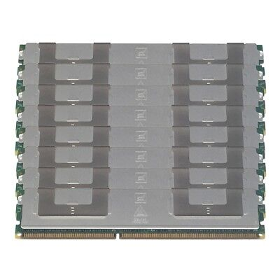 64GB (8x8GB) Memory PC3-10600R 1333MHz DDR3 Upgrade Apple RAM Mac Pro 2010 5,1