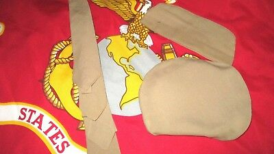 Vintage Usmc (Vietnam Era) Shirts (3) Trousers (3) Ties (4) Dress Cover (1) Garr