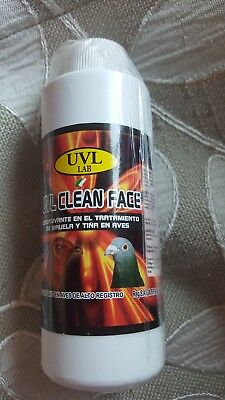 UVL CLEAN FACE 100ml