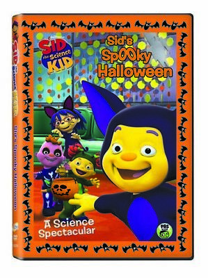 Sid the Science Kid: Sid's Spooky Halloween (DVD Used Very Good)