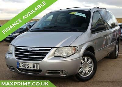 Chrysler Grand Voyager 2.8 Limited 5D Auto Full Service History + Just Serviced