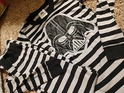 Hanna Andersson Star Wars pajamas in boys size 10