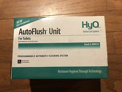 Neutralle HYQ Programmable Toilet Autoflush Unit 400939