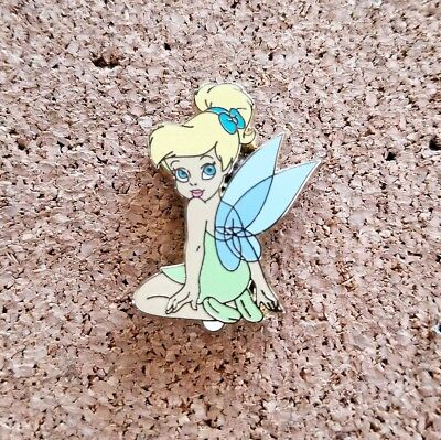 Toddler Tinker Bell Kneeling Disney Pin 75285