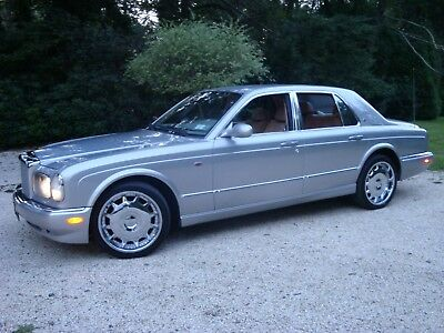 1999 Bentley Arnage  ilver Bentley Arnage Fully Loaded and Simply Gorgeous