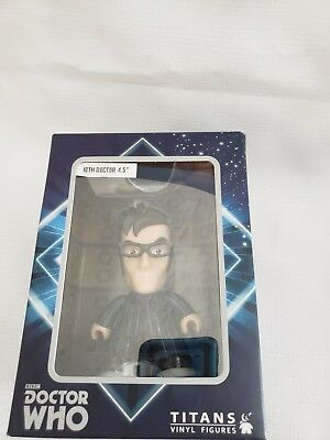 Dr Who 4 inch figure 10th Doctor New in Box Nerd Block Exclusive