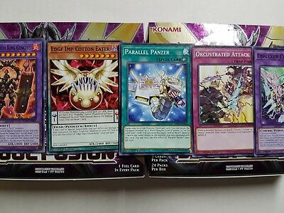 Yu-Gi-Oh Soul Fusion Common - YOU PICK FROM LIST!