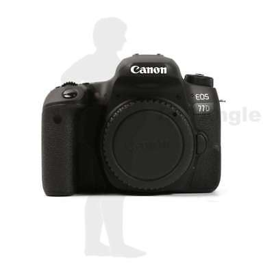 NEUF Canon EOS 77D DSLR Camera (Body Only)