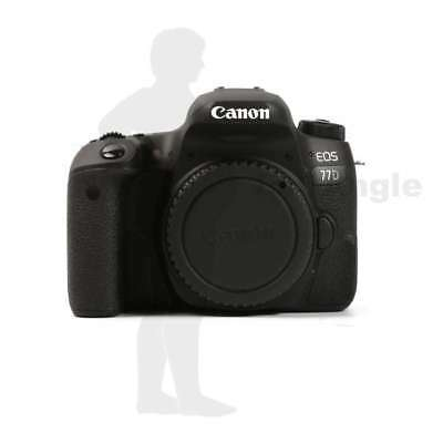 Véritable Canon EOS 77D DSLR Camera (Body Only)