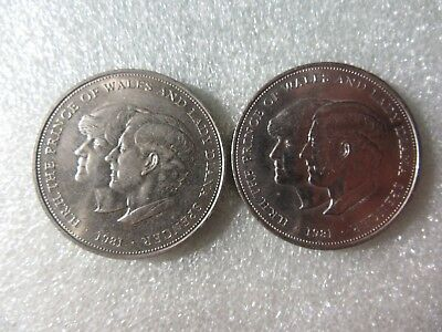 Uk   1981    Crowns   2   Coins