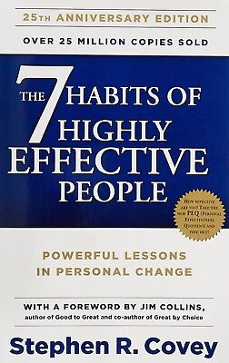 NEW Audio Book The 7 Habits of Highly Effective People by Stephen R. Covey 2004