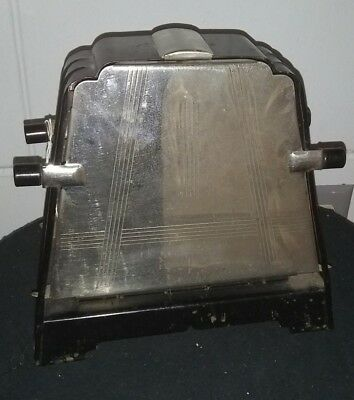 Rare Vintage SUPER LECTRIC Electric Toaster*