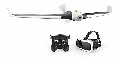 Parrot Disco FPV Kameradrone Drohne Action Cam + Skycontroller + Brille WOW!