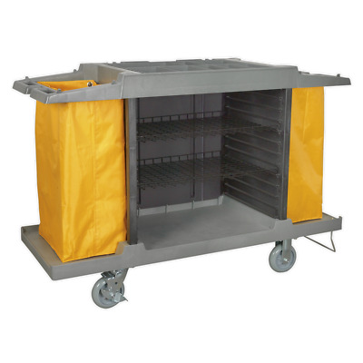 BM32 Sealey Janitorial/Housekeeping Cart [Janitorial]