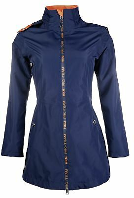 HKM Pro Team Hickstead Ladies Country Waterproof Walking Horse Riding Rain Coat
