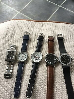 wholesale joblot mens watches