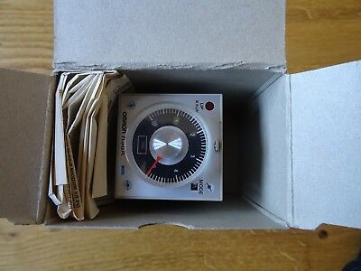 Omron H3BA Timer Relay 0.5s To 100h 100/110/120V AC