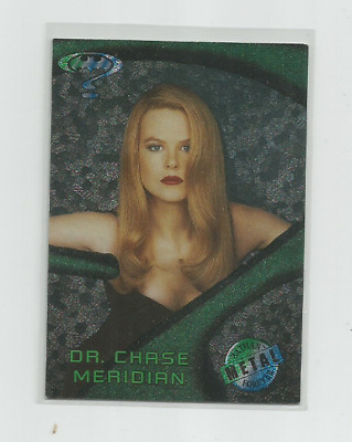 Dr. Dr Chase Meridian Nicole Kidman 1995 Batman Forever Movie Preview #6